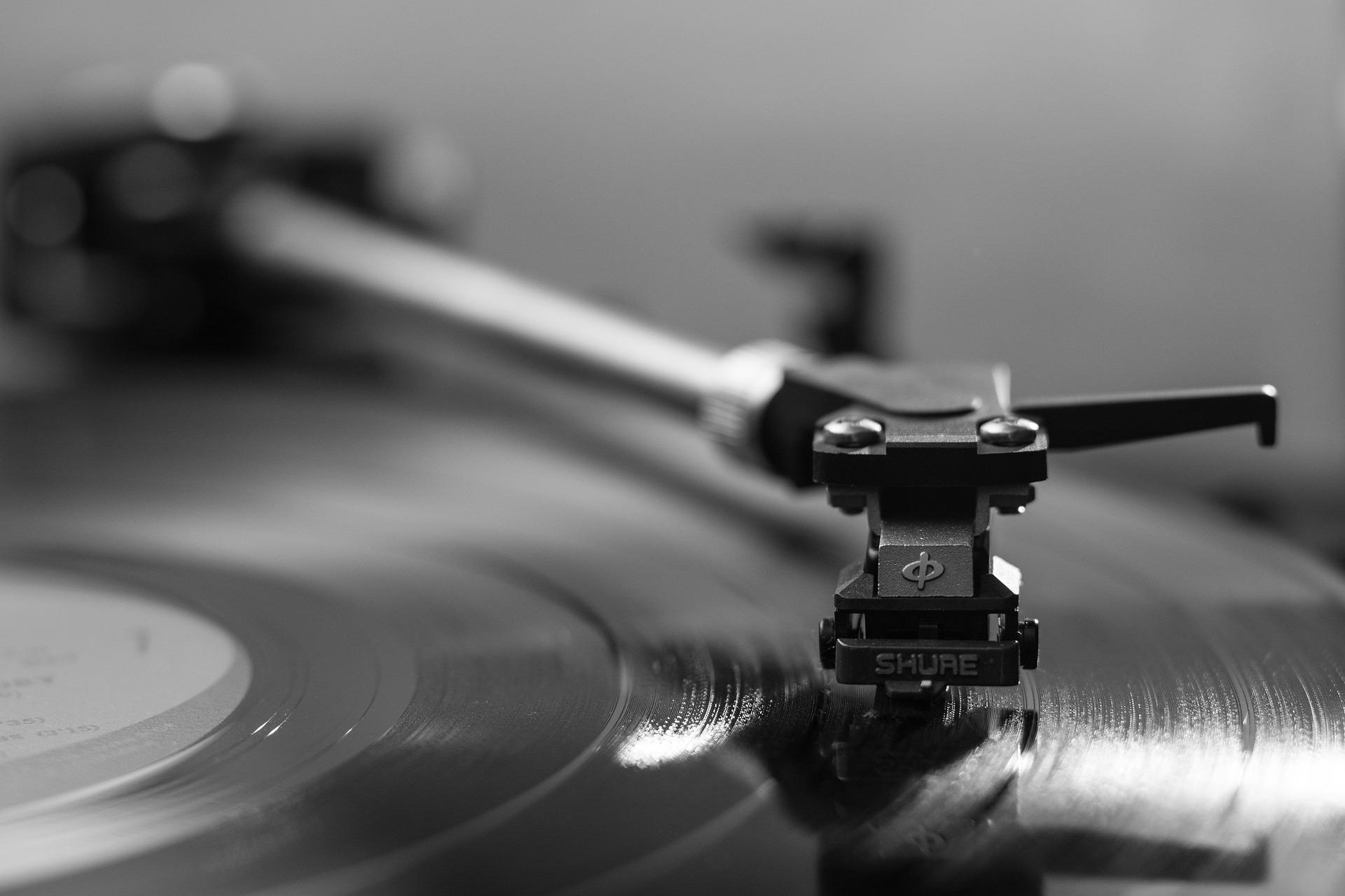 レコードの画像